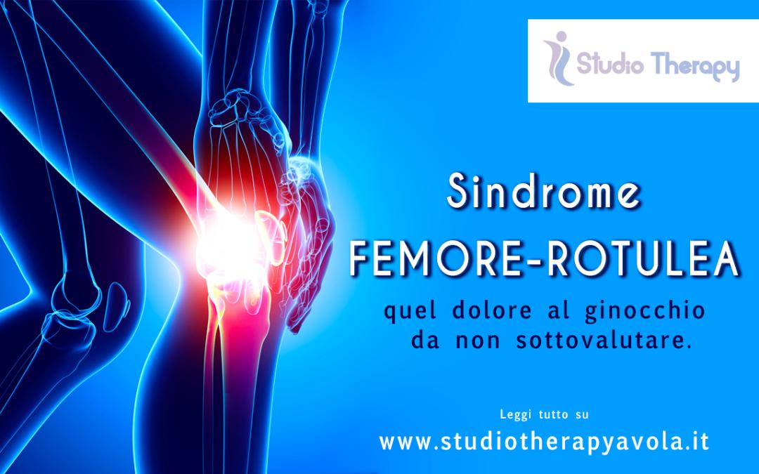 Sindrome Femore-Rotulea: quel dolore al ginocchio da non sottovalutare.