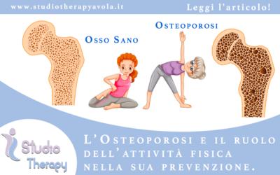 Osteoporosi e il ruolo dell'attività fisica nella sua prevenzione