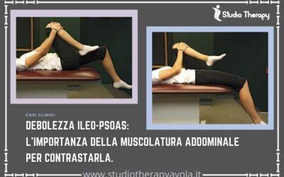 Debolezza ileo-psoas: l'importanza della muscolatura addominale per contrastarla.